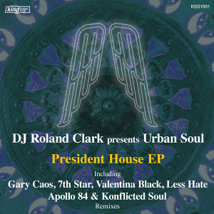 DJ Roland Clark presents Urban Soul 歌手頭像