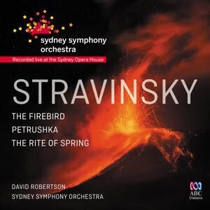 Sydney Symphony Orchestra, David Robertson 歌手頭像