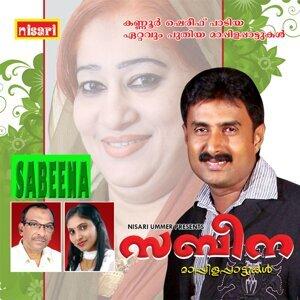 Kannur Shareef, Saneeta, Nisari Ummer 歌手頭像