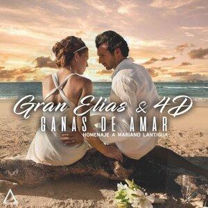 Gran Elias, 4D 歌手頭像