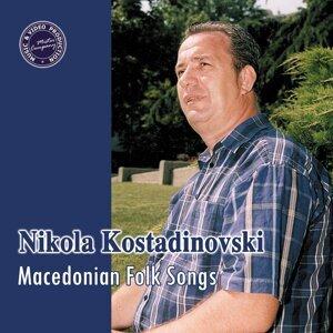 Nikola Kostadinovski 歌手頭像
