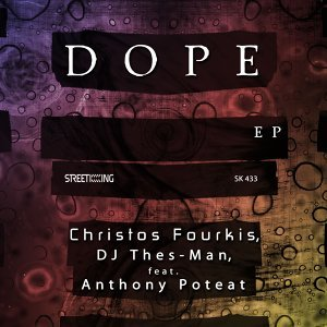 Christos Fourkis, DJ Thes-Man 歌手頭像