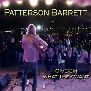 Patterson Barrett 歌手頭像