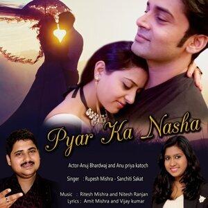 Rupesh Mishra, Sanchiti Sakat, Nitesh Ranjan 歌手頭像