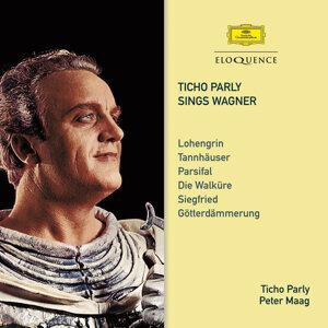 Ticho Parly, Peter Maag, Orchester der Deutschen Oper Berlin 歌手頭像
