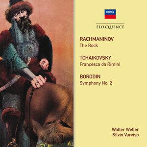 Silvio Varviso, Walter Weller, London Philharmonic Orchestra, Orchestre de la Suisse Romande 歌手頭像