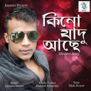 Jayanta Shyam 歌手頭像