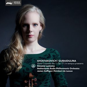 Netherlands Radio Philharmonic Orchestra, Simone Lamsma 歌手頭像