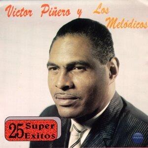 Victor Piñero, Los Melódicos 歌手頭像
