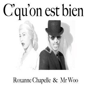 Roxanne Chapelle, Mr Woo 歌手頭像