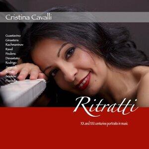 Cristina Cavalli 歌手頭像
