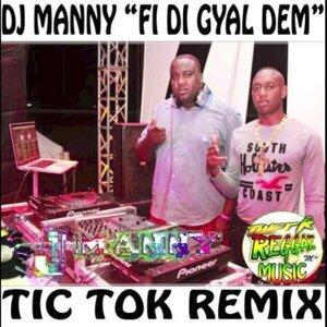 DJ Manny Fidigyaldem 歌手頭像