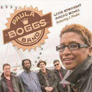 Paula Boggs Band, J. Pinder 歌手頭像