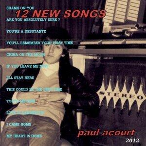 Paul Acourt 歌手頭像