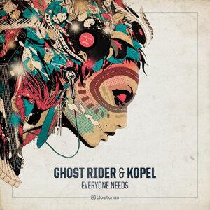 Kopel, Ghost Rider 歌手頭像