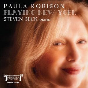 Paula Robison, Steven Beck 歌手頭像