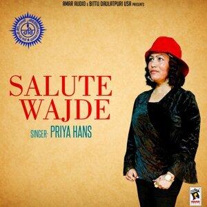 Priya Hans 歌手頭像