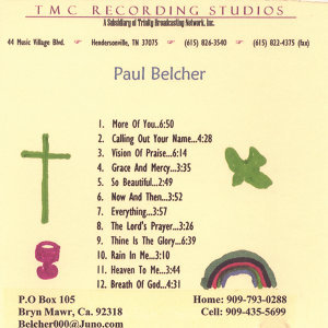 Paul Belcher 歌手頭像
