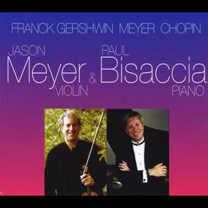 Jason Meyer, Paul Bisaccia 歌手頭像