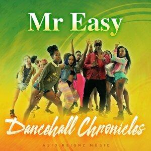 MR EASY 歌手頭像