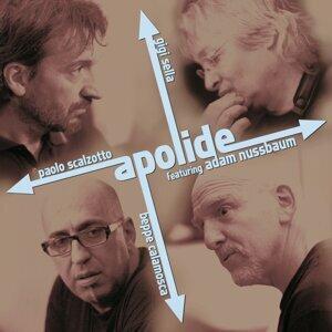Gigi Sella, Beppe Calamosca & Paolo Scalzotto feat. Adam Nussbaum 歌手頭像