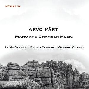 Lluís Claret-Pedro Piquero-Gerard Claret 歌手頭像