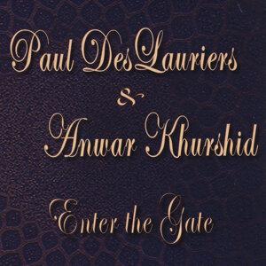 Paul Deslauriers, Anwar Khurshid 歌手頭像