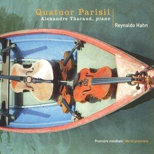 Alexandre Tharaud, Quatuor Parisii, Thierry Brodard, Jean-Michel Berrette, Dominique Lobet, Jean-Philippe Martignoni 歌手頭像
