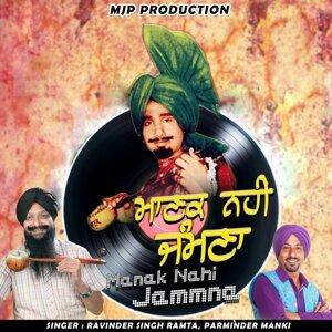 Ravinder Singh Ramta, Parminder Manki 歌手頭像