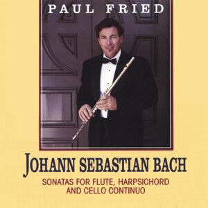 Paul Fried Flute - Mark Kroll Harpsichord 歌手頭像