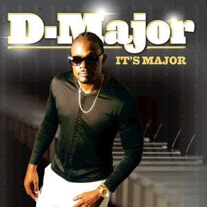 D-Major 歌手頭像