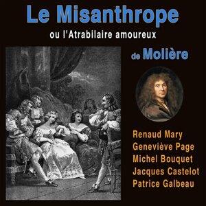 Jean-Louis Barrault, Madeleine Renaud, Jean Desailly, Pierre Bertin, Gabriel Catan, Simone Valère, Nathalie Nerval 歌手頭像