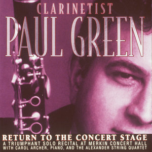 Paul Green, Carol Archer, The Alexander String Quartet 歌手頭像