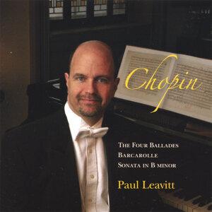 Paul Leavitt 歌手頭像