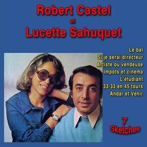 Robert Castel, Lucette Sahuquet, Uzbek Instrumental Ensemble 歌手頭像