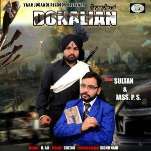 Sultan, Jass P.S. 歌手頭像