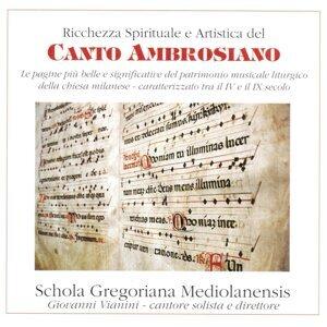 Schola Gregoriana Mediolanensis 歌手頭像