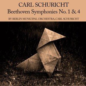 Berlin Municipal Orchestra, Carl Schuricht 歌手頭像