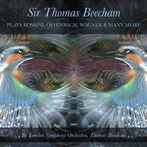 London Symphony Orchestra, Thomas Beecham 歌手頭像