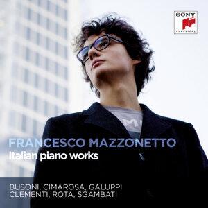 Francesco Mazzonetto 歌手頭像