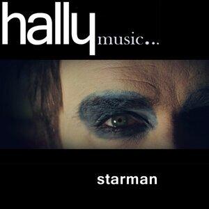 hally 歌手頭像