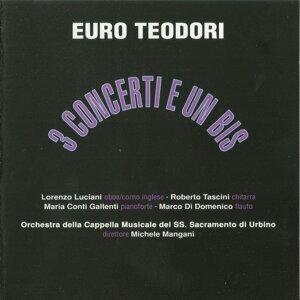 Orchestra della Cappella Musicale del SS. Sacramento di Urbino, Michele Mangani 歌手頭像
