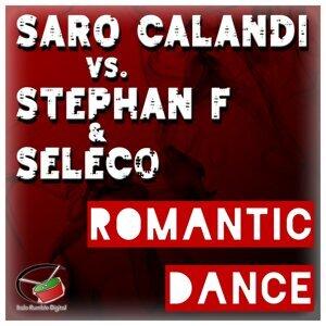 Saro Calandi, Stephan F, Seleco 歌手頭像