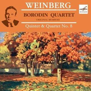 Mieczysław Weinberg, Borodin Quartet 歌手頭像