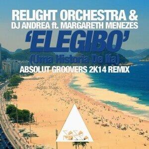 DJ Andrea, Margareth Menezes, ReLight Orchestra 歌手頭像