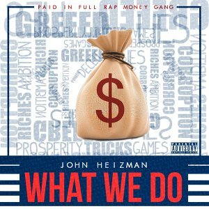 John Heizman 歌手頭像