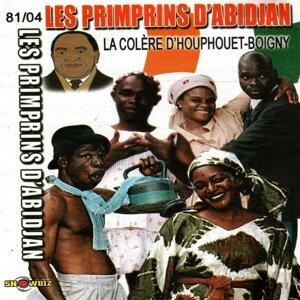 Les Primprins d'Abidjan 歌手頭像