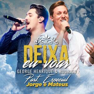 George Henrique & Rodrigo Feat. Jorge & Mateus 歌手頭像