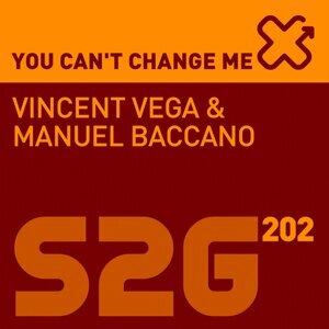 Vincent Vega, Manuel Baccano 歌手頭像