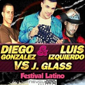 Diego Gonzalez, Luis Izquierdo, J. Glass 歌手頭像